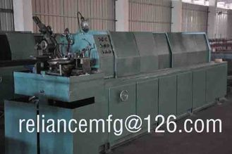 Embedded  G Fin Type Machine , Helicoidal Groove Cooling Fin Tube Machine
